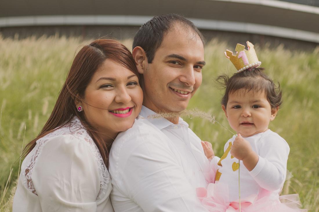 Frida en su 1er Aniversario por Angel Garcia Fotografia Monterrey Mexico