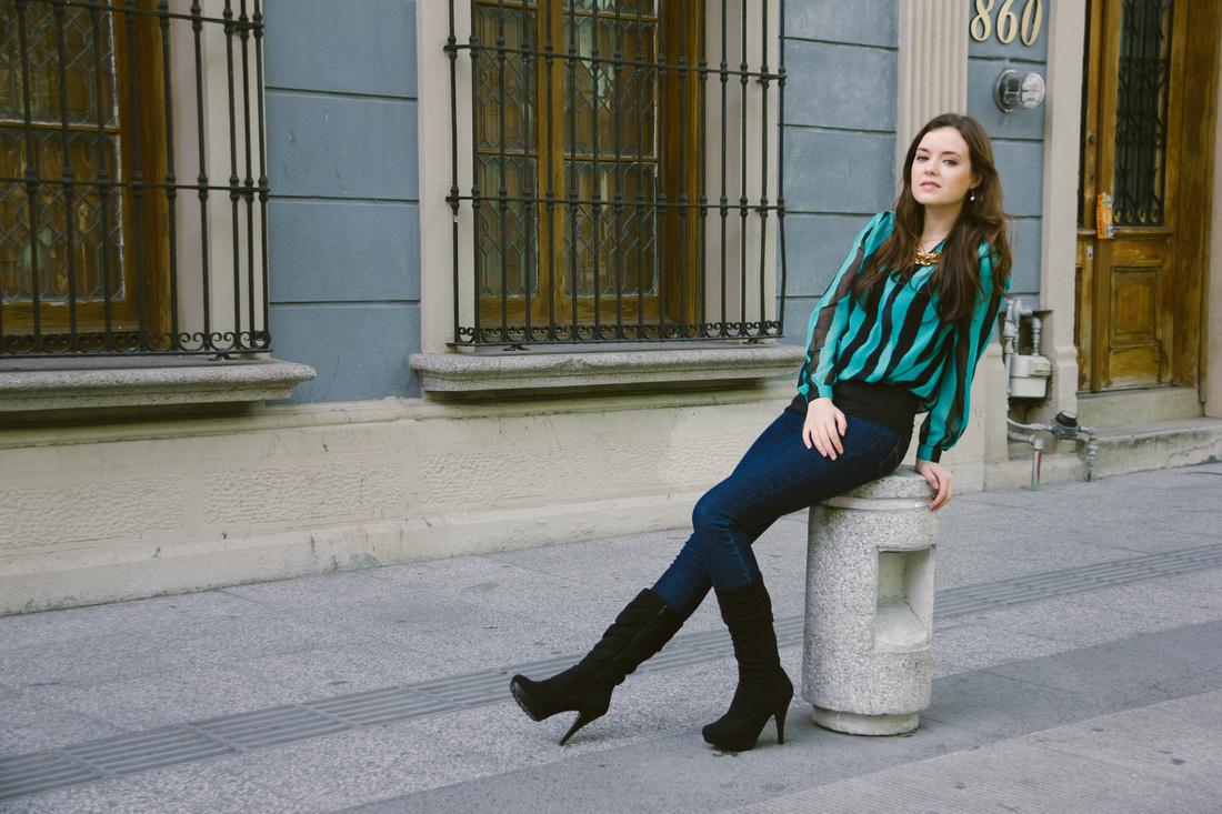 Ale Valero para Angel Garcia Fotografia Monterrey Mexico