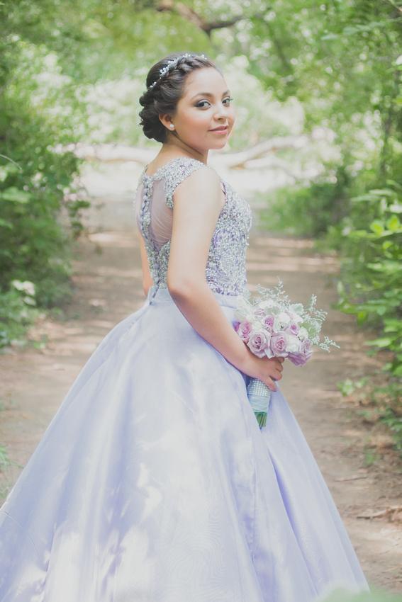 Sesión Formal XV - Mariana Martinez Para Angel García Fotografía