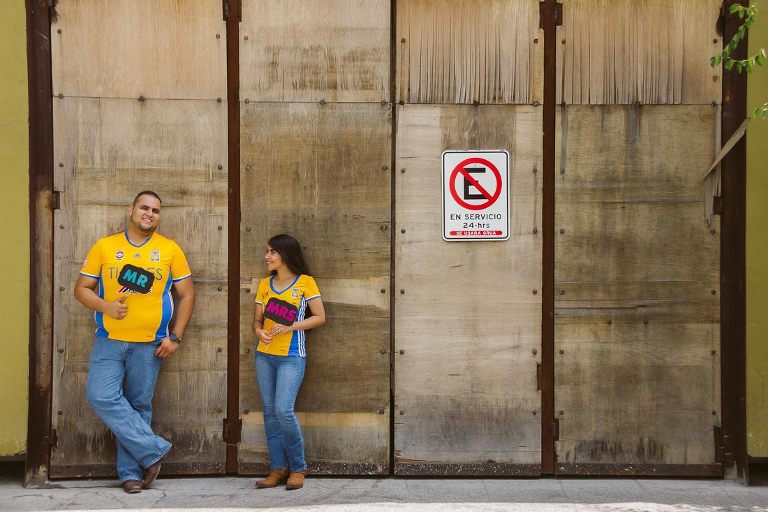 Vania y Abraham  para Angel García Fotografía