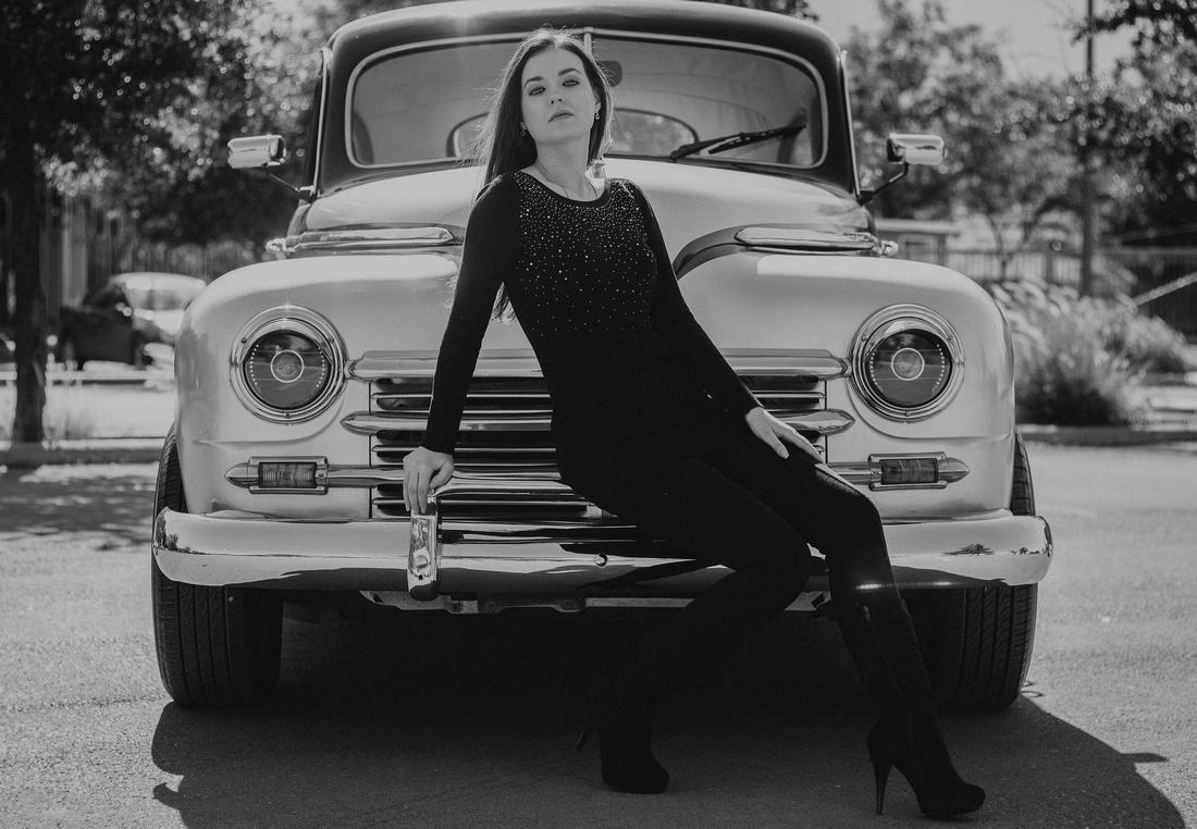Serie Black and White - Velvet by Angel García Monterrey NL México