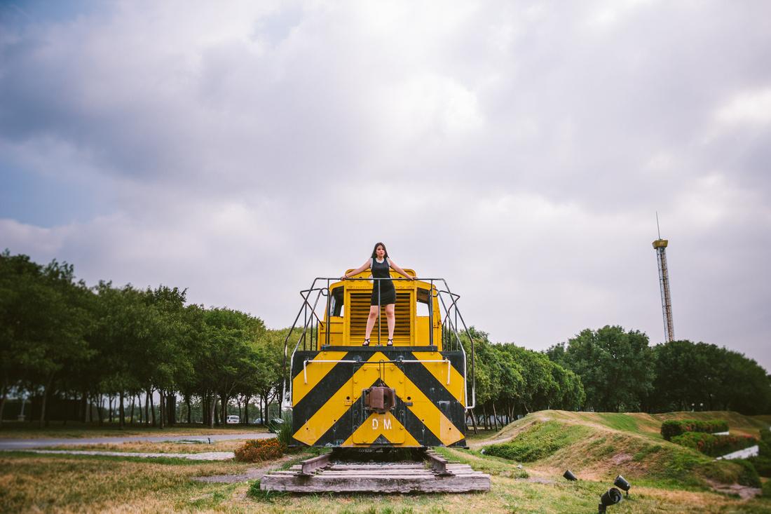 Luisa #XV #AngelGarciaFotografia