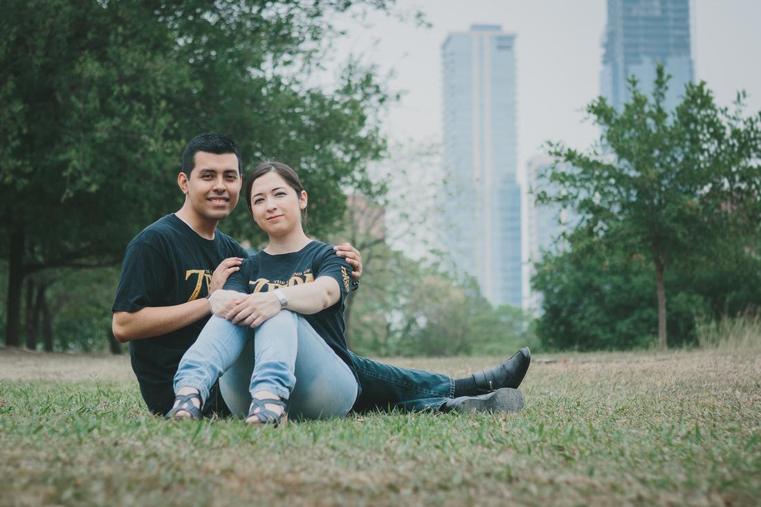 Sesión Casual de Novios - Marisol y Felipe #AngelGarciaFotografia #Monterrey #Mexico
