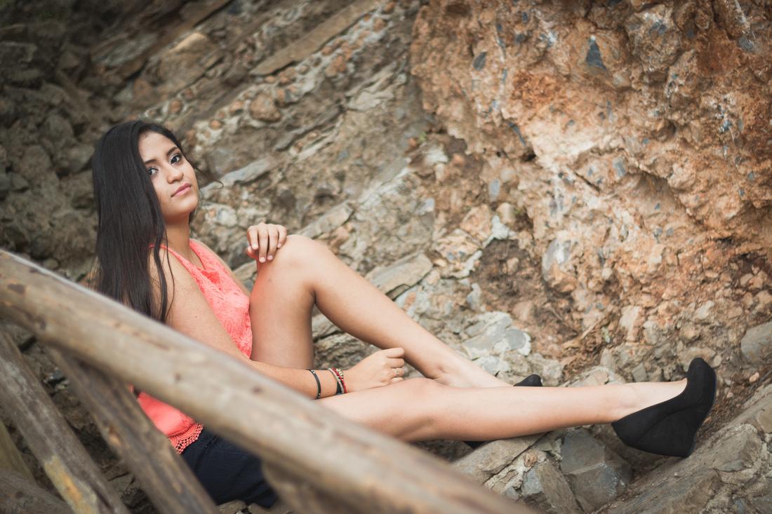 XV Casual Naty para #AngelGarciaFotografia
