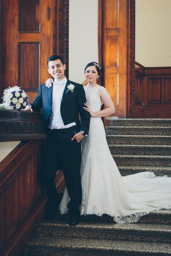 Marisol y Felipe
